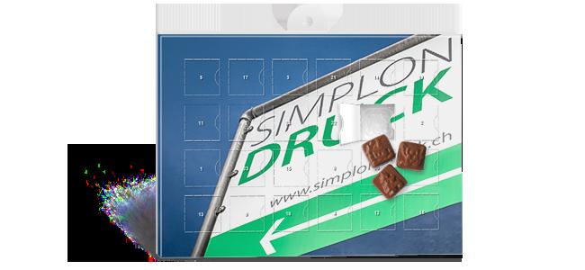 Simplon-Medien-Shop - adventskalender-schokolade-drucken-in-brig